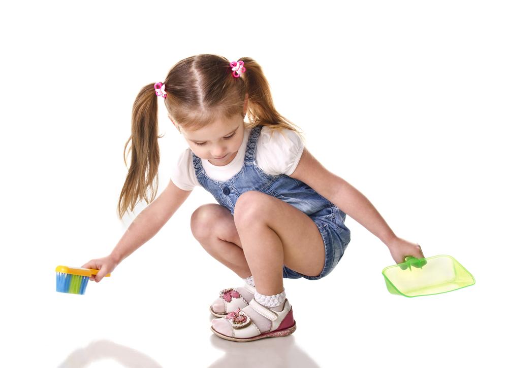 片付けが出来ない子供がプラス思考になりながら片付けができるようになる最高の方法