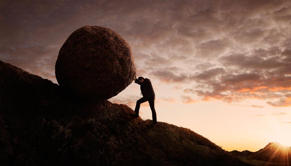 問題から逃げると問題が大きくなることもある!時には勇気を持って「なにくそ根性」で困難に立ち向かうことも大事な場合もある!勇気は作るものではなく取り戻すものです。
