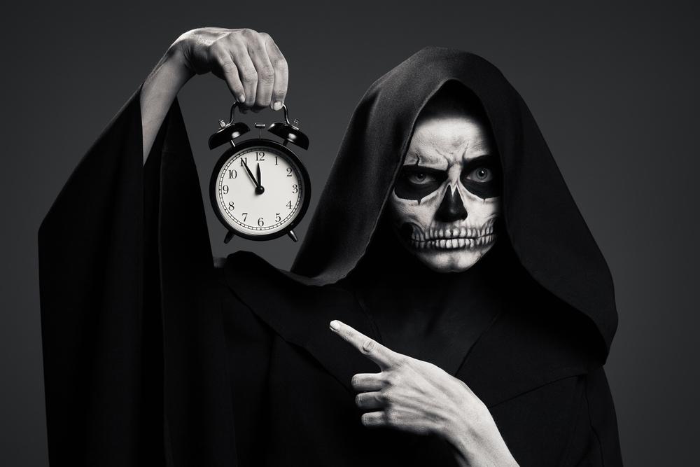 死ぬのが怖い?「死への恐怖」は「最大の妄想」です。それは「まだ起きていないことへの恐怖」です。