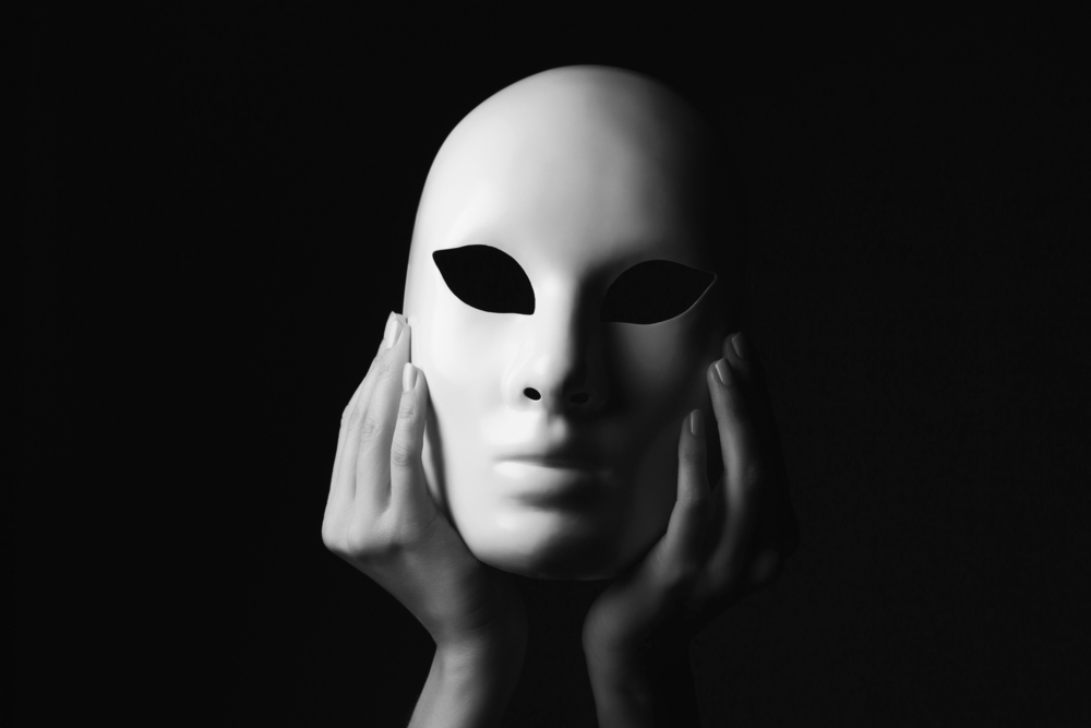 悪人の仮面を被せられた善人。そして善人の仮面を被った悪人。心の世界には冤罪が多い。