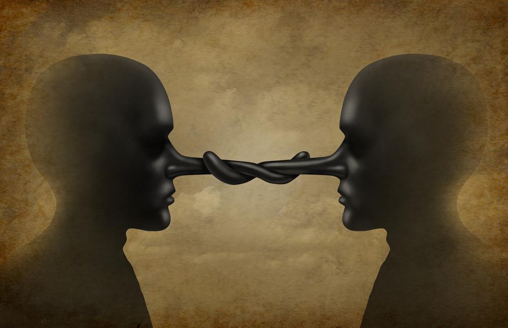 「嘘」や「事実の歪曲」「捏造」「でっち上げ」の力に魅了された者は、悪魔に魂を売ったようなもの。