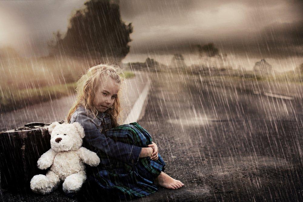 心の中の小さな自分。悲しんでいませんか。心の中の小さな自分を守るために逃げること。何も悪いことじゃない。堂々と逃げてよいのです。自分の気持ちに従って進んでいけば本当の自分の道が見えてきます。