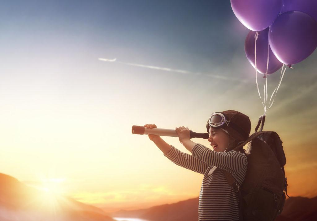 意識レベルでは「望んでいない!」と言っても無意識レベルでは「ちゃんと望んだ(心の望遠鏡で遠くを眺めた)」ことになり、それが現実化してきやすくなるのです。思考も言葉も願望も現実化する。