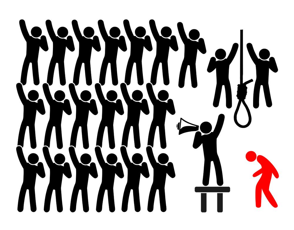 支配の形は何も表面上わかるものだけではない。支配は時には巧妙で弱者の立場を悪用した複数人が組んですり替えながら行われる場合もあります。
