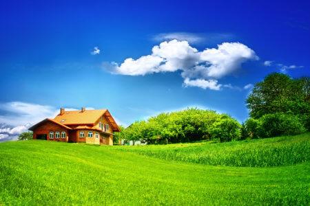 僕は、人里離れた田舎で暮らして、静かな環境で、情報発信するのが夢でした☆